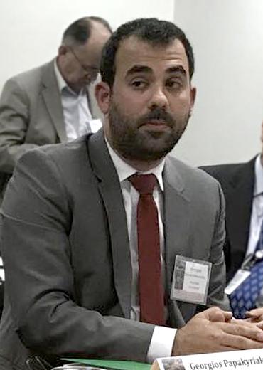 George Papakyriakopoulos
